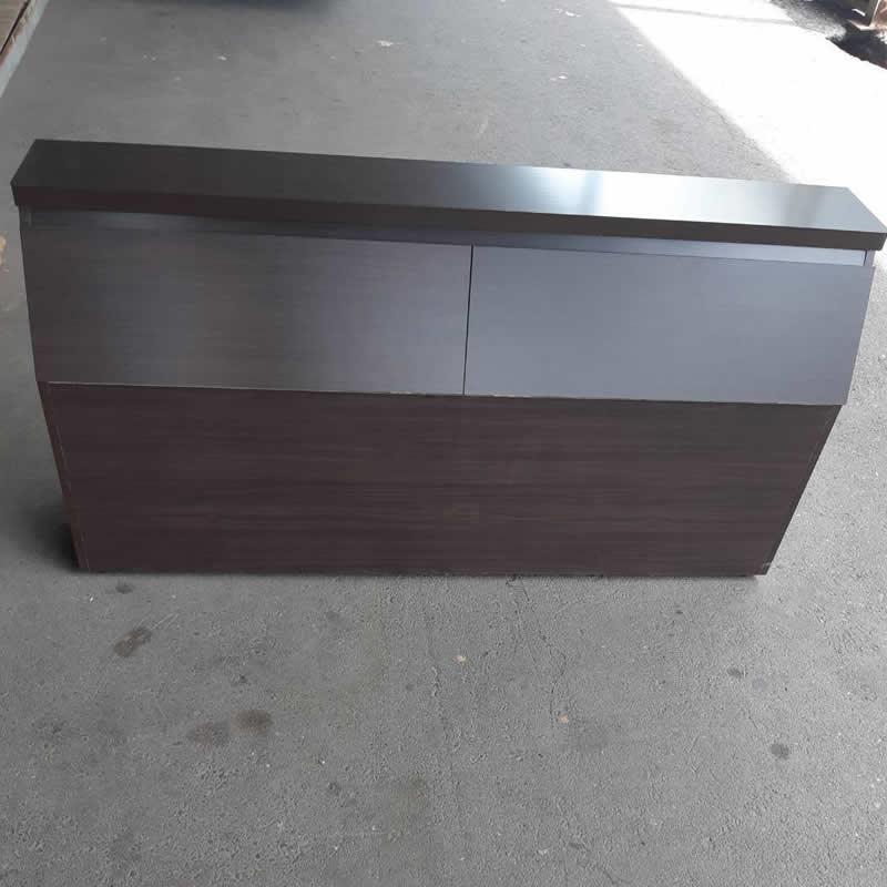 床頭櫃-雙人5尺-採用市面最厚6分木心板-16種顏色可選 -高雄床頭組合