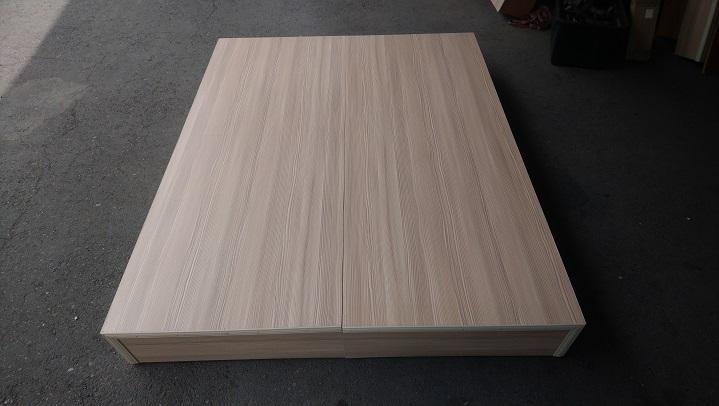 三分夾板床底-雙人5尺(圖為斑馬色)-高雄三分夾板床底
